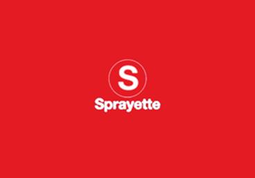Sprayette