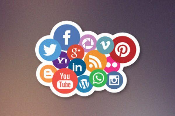 Facebook, Twitter, Instagram y Linkedin son las redes sociales con las que solemos trabajar
